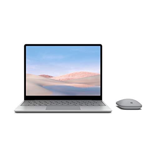 【Microsoft ストア限定】2点セット: Surface Laptop Go 12.4インチ / Core-i5 / 4GB / 64GB プラチナ + Su...