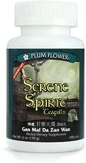 Calm Spirit Teapills - Economy Size - Plum Flower