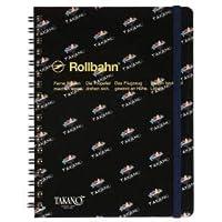 Rollbahn ロルバーン ロフト コラボ ポケット付メモL ロゴ TAKANO×LOFT タカノフルーツパーラー DELFONICS
