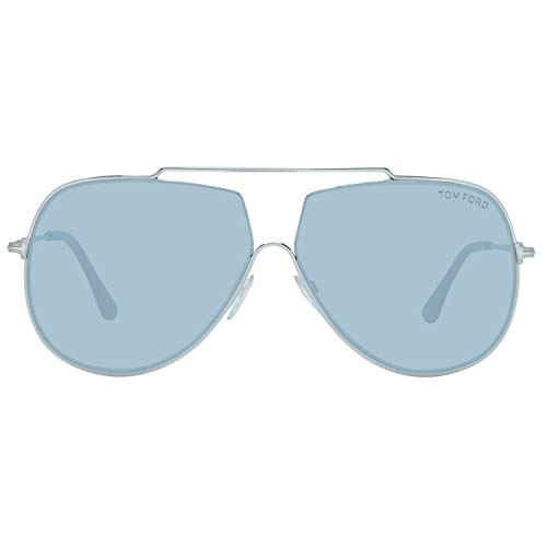 Tom Ford FT0586 6116A Tom Ford Sonnenbrille FT0586 16A 61 Aviator Sonnenbrille 61, Silber