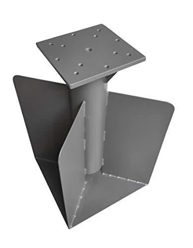 Deluxe Bodenanker FIT, auch für Ampelschirme, kein Beton nötig