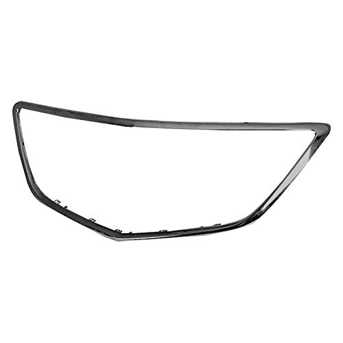 Replacement Grille Trim Grill Chrome Compatible with Acura MDX 2014-2016 Compatible with Acura MDX