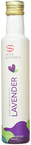 SEXY KITCHEN Lavender California Extra Virgin Olive Oil, 250ml (8.5oz)