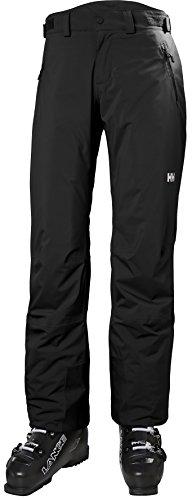 Helly Hansen Snowstar Aislado Pantalones de Esquí, Mujer, Black, L