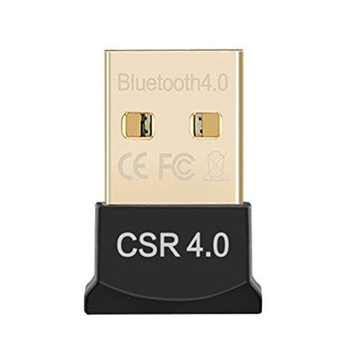 Shop-RiezBluetoothUSBVersion4.0ドングルUSBアダプタWindows10/Windows8/Windows7/Vistaに対応(Macに非対応)