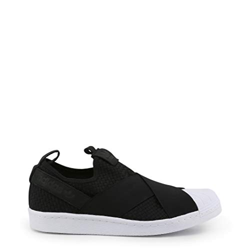 Adidas Sneaker Superstar-Slipon Hombre Color: Negro Talla: 7.5