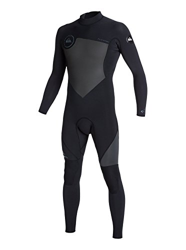 Quiksilver Mens 3/2mm Syncro BZ Full Flatlock Wetsuit