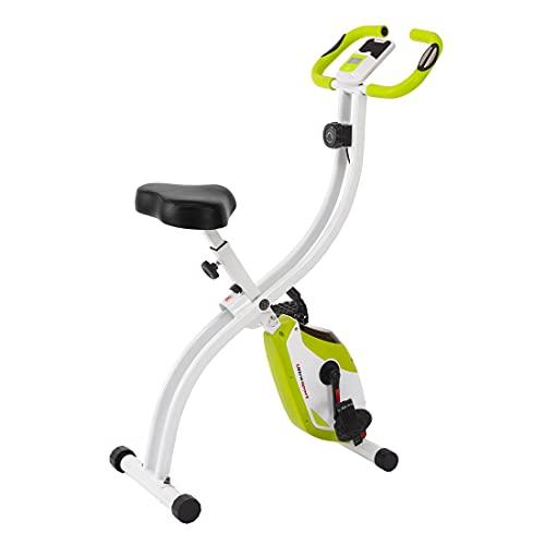 Ultrasport F-Bike 150 ohne Rückenlehne, Grün