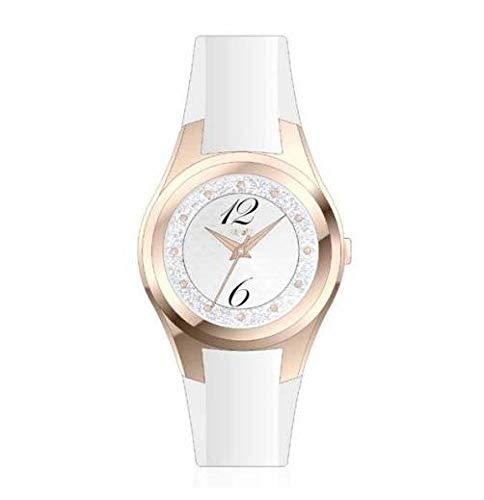 stroili orologio in silicone bianco 1663877