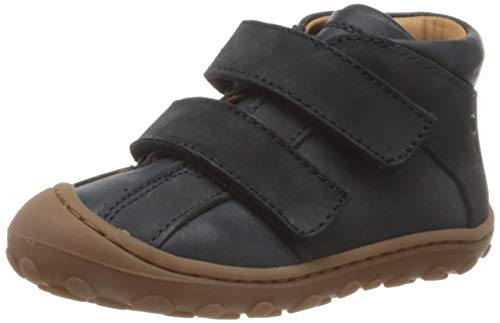Bisgaard Jungen Unisex Kinder SEB First-Step Shoe, Night, 20 EU