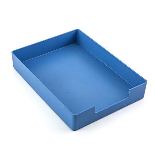 Opslagruimte Ladekast, Sundries Case Envelop/Mail Lade Bestandskasten Kunststof Lade Type Kantoorbenodigdheden Gratis Combinatie Superimposable A1