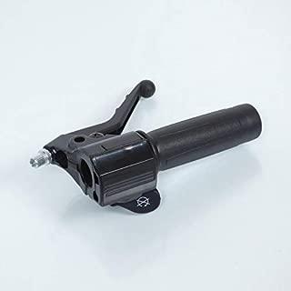 per motocicli lato sinistro Domino 0723.03-01 Manopola dellacceleratore