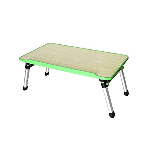 WNN-T Foldable Table,Standing Height Adjustable Portable Sofa Tray Outdoor Camping Table Mini Picnic Table T