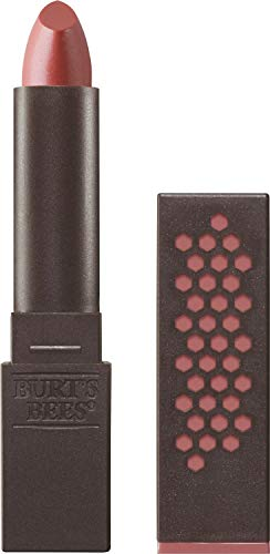 Burt's Bees Lippenstift mit Glosseffekt Nude Rain, 1er Pack (1 x 3.4 g)