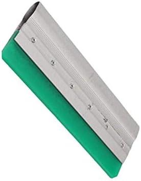 30 cm Siebdruck-Rakel 10 cm Holzgriff Naturkautschuk Tooldo 10 Schaber f/ür Siebdruck Gummi-Klinge Holz.