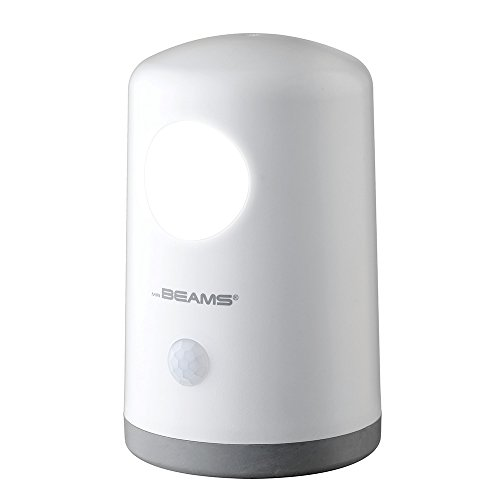 Mr Beams lm draadloze LED-batterij-lamp met bewegingsmelder voor gebruik binnenshuis