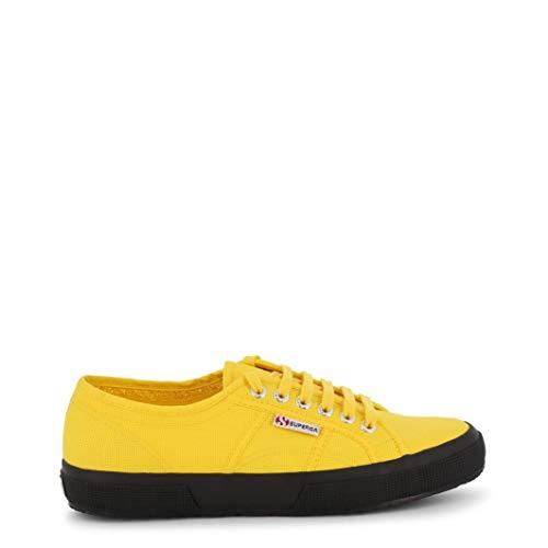 Superga amarillas Hombre - Cotu classic