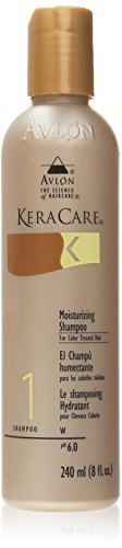 KeraCare Moisturizing Shampoo Color Treated 8oz/240ml