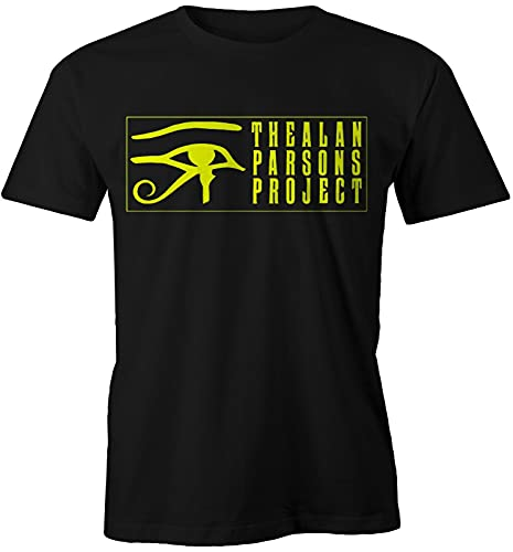 The Alan Parsons Project Eye IN The Abbey Road Men T Shirt 100% Cotton Sleeve Shirt Black M