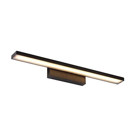 Lamp voor spiegel LED badkamer IP44 8 W/40 cm lamp spiegel wandlamp binnen moderne badkamer verlichting koud wit / warm wit AC 230 V [energie-efficiëntieklasse A +] 80CM-16W Warm wit