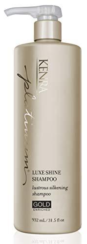 Kenra Platinum Luxe Shine Shampoo, 31.5-Ounce