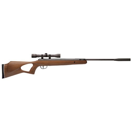 Benjamin BW8M22NP Titan NP Wood Stock Nitro Piston Hunting Air Rifle...