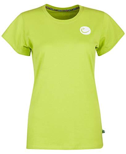 EDELRID Damen Signature T-Shirt, Oasis, M
