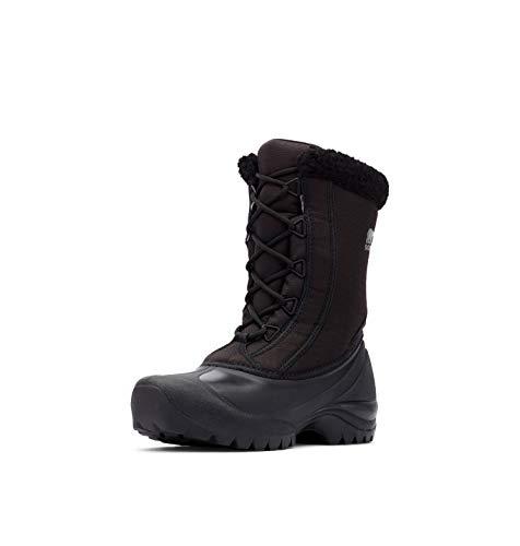 Sorel CUMBERLAND Botas de invierno Mujer, Negro (Black), 36 EU