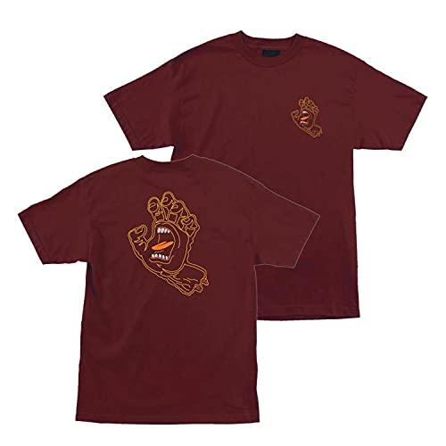 산타크루즈 남자 보이드 핸드 셔츠