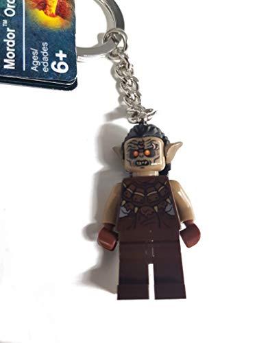LEGO El Señor De Los Anillos: Mordor Orc Llavero