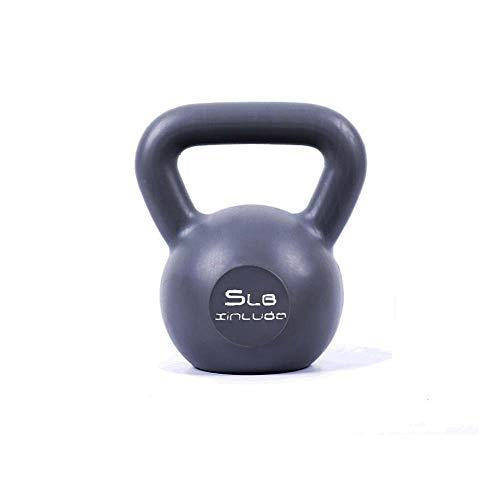 73HA73 Pesa Rusa Colorido Kettlebell Lifting Workout Heavy Duty High Eco PE...