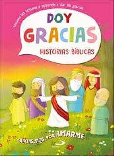 Doy gracias : historias bíblicas : gracias, Dios, por amarme