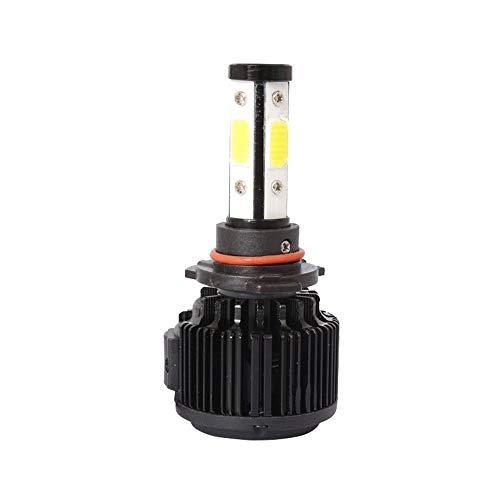 Ampoule De Phare De La Voiture Led Hb3, X6 9005 / Hb3 1Pc 50W 8000Lm 6500K Épi Blanc Ip68 Imperméable À L'Eau Sécurité Élevée