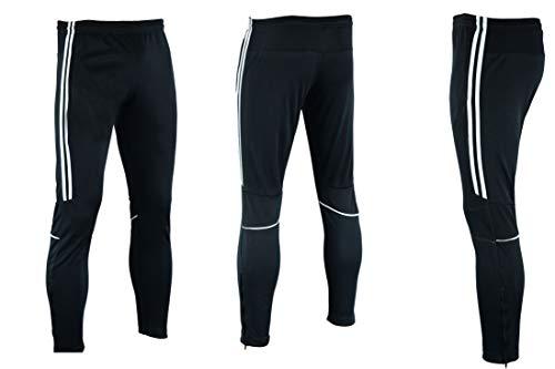 SiXsigma Pantalon de Sport pour Homme avec Poches...