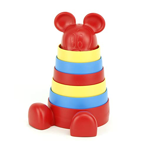 Green Toys Disney Baby Exclusive - Mickey Mouse Stacker
