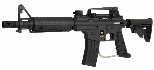 US Army Alpha Elite Paintball Marker