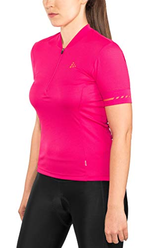 Craft Point Bike Jersey Women - Jam/Boost