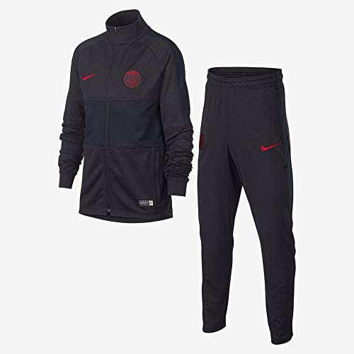 NIKE PSG Y Nk Dry Strk TRK Suit K Chándal, Unisex niños