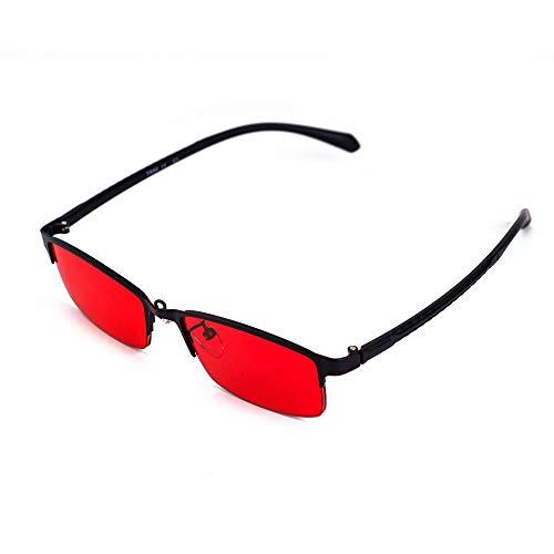 Color Blind Glasses for Men Red Green Color Blindness Corrective Glasses...