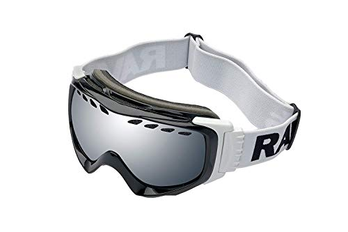 Ravs by Alpland skibril bergbril, gletsjerbril, veiligheidsbril, snowboardbril, goggle-test zeer goed!