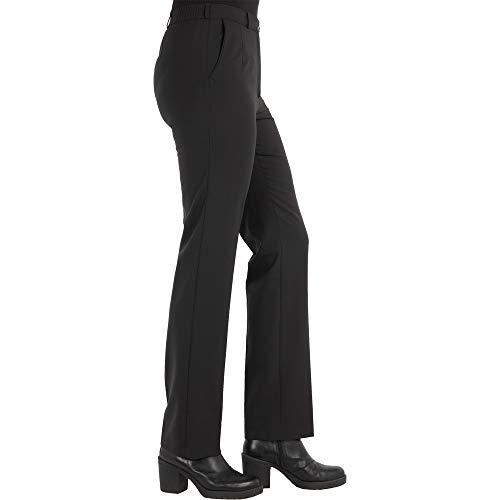Zerres Damen Hose Anika Straight Fit Comfort S Stretch, Größe:20;Farbe:69 Marine