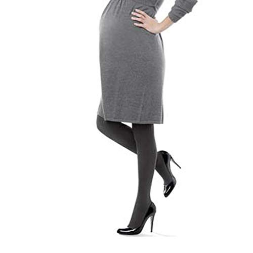 Assets by Sara Blakely Maternity Textured Mama Stripe Tights (873M) (1)