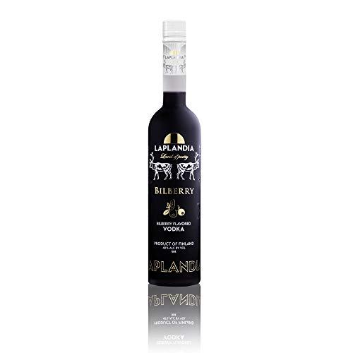 Laplandia Bilberry/Heidelbeere Wodka aus Finnland (40% vol.)