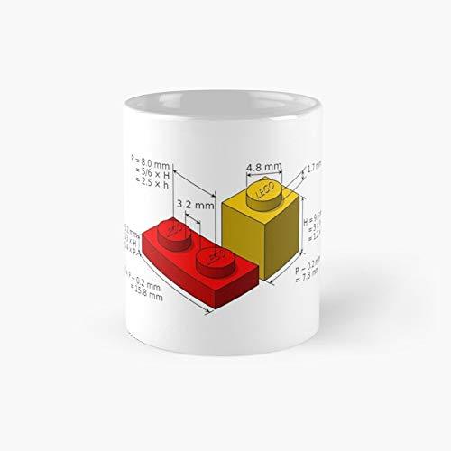 Lego Dimensions - Taza de café con diseño de texto 'Best Oz'