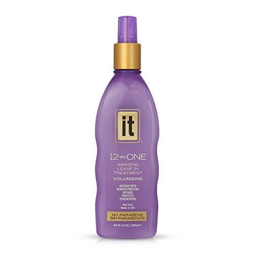 It Haircare 12-in-one Volumizing Amazing Leave-in Treatment, 10.2 Oz (T-386)
