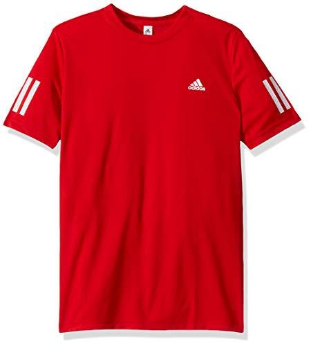 adidas Club 3-Stripes Tennis Tee...