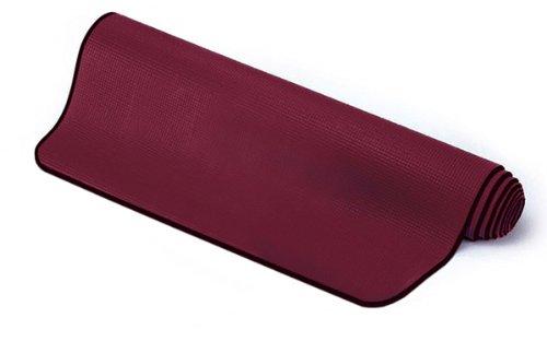 Sissel Pilates & Yoga Matte Yogamatte, violett, One Size