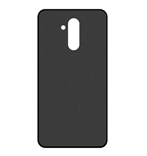 Sunrive Für Ulefone Power 3 / 3S Hülle Silikon, Handyhülle matt Schutzhülle Etui 3D Hülle Backcover für Ulefone Power 3 / 3S(W1 schwarz) MEHRWEG+Gratis Universal Eingabestift