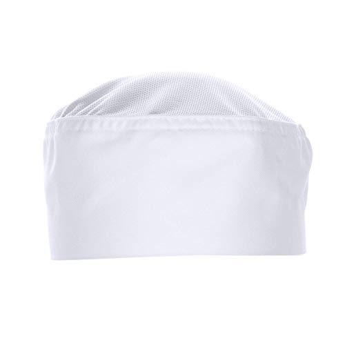 Chef Works A703 Cool Vent Bonnet Blanc