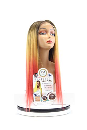 Bobbi Boss Wigs 13x7 Extended Lace Frontal Skin Blending Lace Wig MLF455 AYLA (TROPICANA)